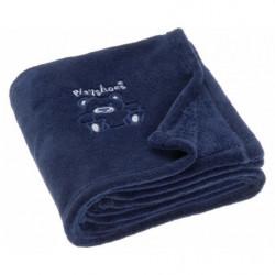 oogbal 12 cm wit/rood