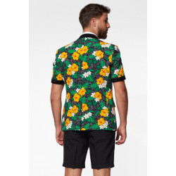 solarfiguur haai 10 cm grijs