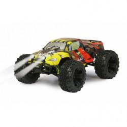 notitieboek A6 bruin/wit