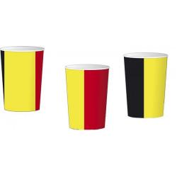 kruiwagen 70 cm rood
