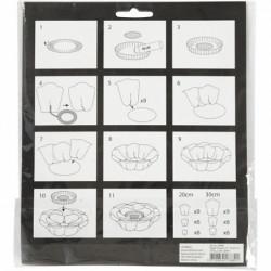 strandbal Minions 29 cm geel